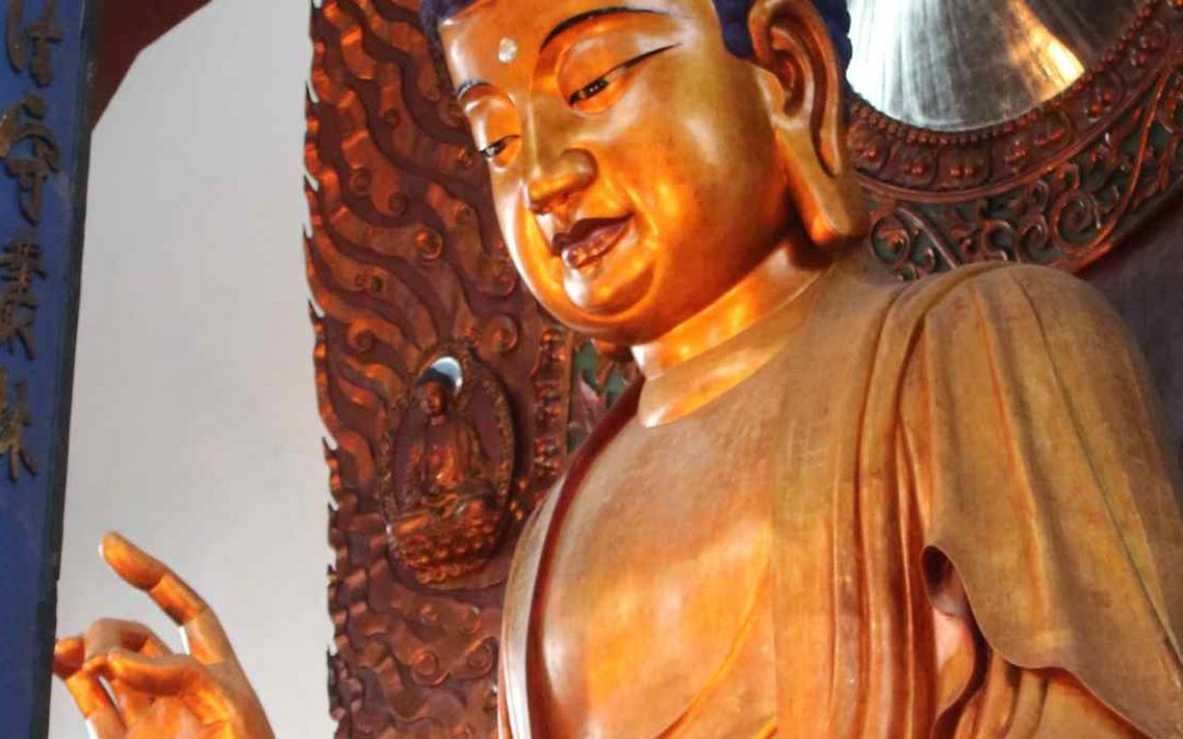 Buddha as a true man: a different tale