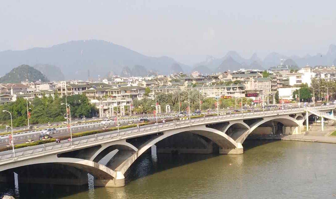 ¿Por qué tienes que viajar a Guilin?