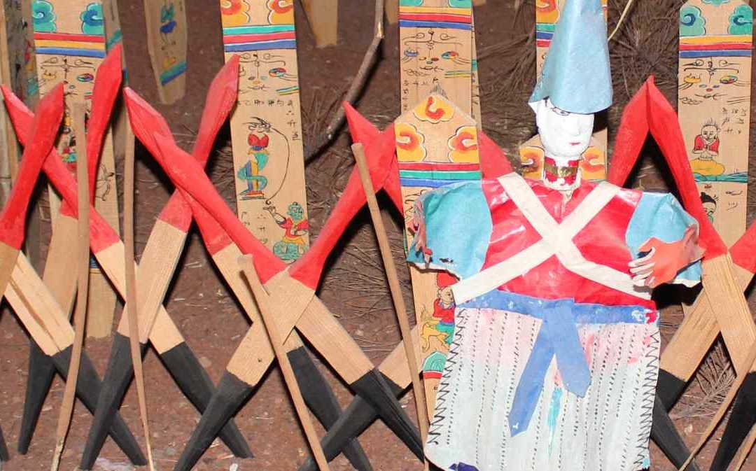 Las llubhu, mujeres chamanes de los Naxi