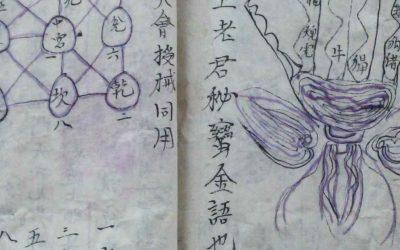 Esquema de la historia de la minoría Yao