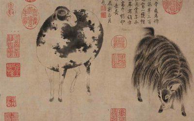 La Cabra en el horóscopo chino