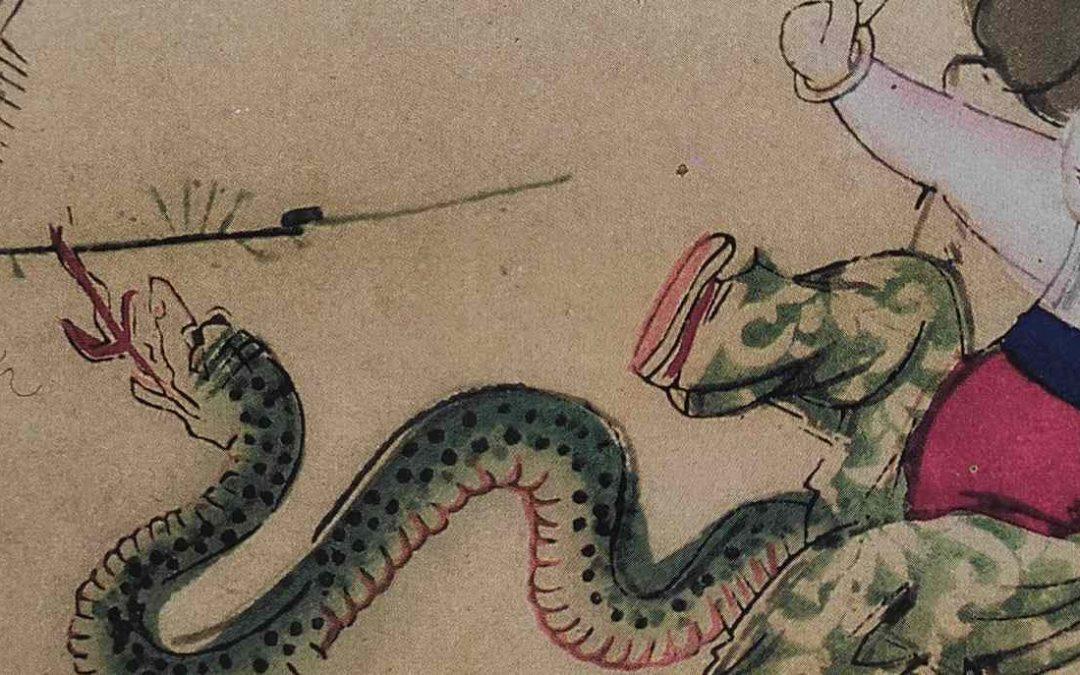La heroína de la familia Li – Un cuento chino