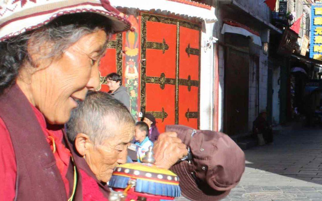 Lhasa- el sueño de todo viajero