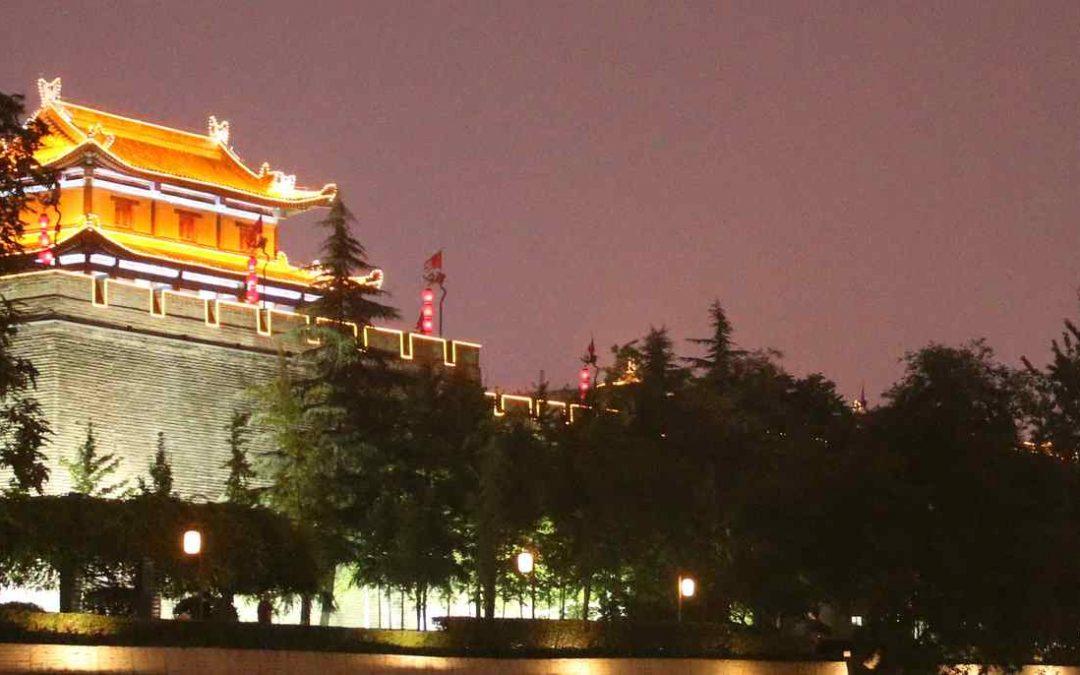 Xian, la antigua capital imperial