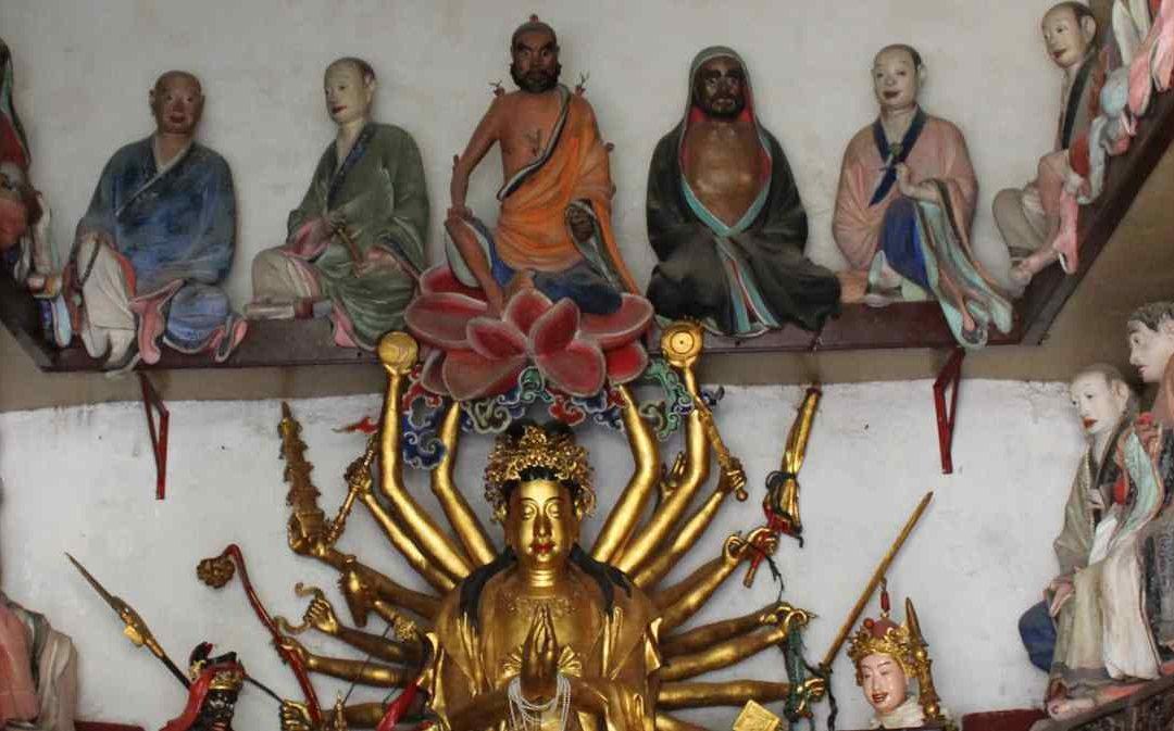 Los 10 dioses más importantes del siglo XX en Sichuan